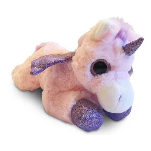 Equifashion Glittery Unicorn Soft Toy - 30cm